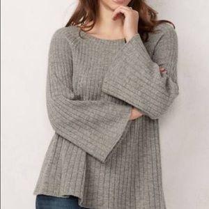 🎄 2 for $50 Lauren Conrad 2XL Bell Sleeve Sweater